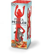 Pizza Peddler - Unicycling Monkey Pizza Cutter by Fred