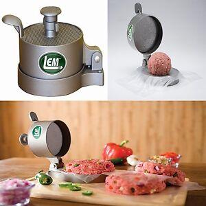 Burger-Press-Heavy-Duty-Non-Stick-Maker-Hamburger-Cooking-Breakfast-Mold-Kitchen