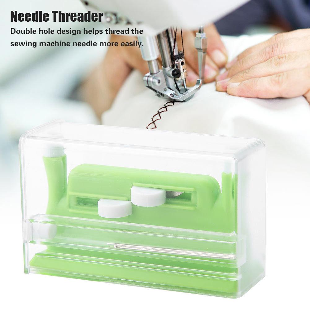 Bu 5pcs Needle Threading Tool Sewing Machine Threader Best Top A++++
