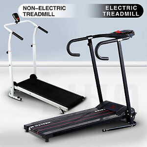 Portable Electric Manual Motorized Treadmill Machine