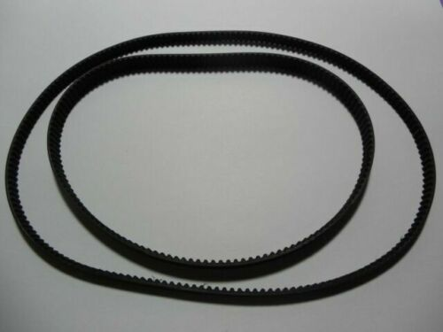 *2 NEW Replacement Belt* West Bend Bread Maker Model 41300 Timing Belt Set