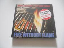"Akira Kajiyama & Joe Lynn Turner ""Fire Without flame"" 2006 cd AOR Heaven Records"