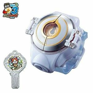BANDAI-Yo-Kai-Watch-DX-YoKai-Watch-Elda-ver-K-Youkai-w-Tracking-NEW