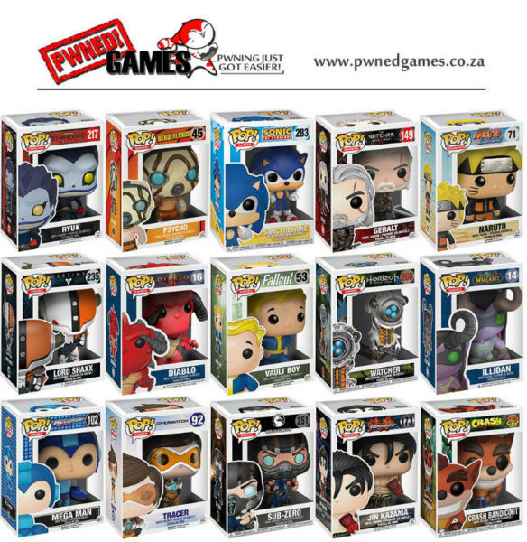 Funko Pop! Animation Vinyl Figures [Part 2](brand new) | City Centre |  Gumtree Classifieds South Africa | 254044949