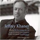 Brahms: Two Sonatas, Op. 120; C. Schumann: Three Romances; R. Schumann: Three Romances (2005)