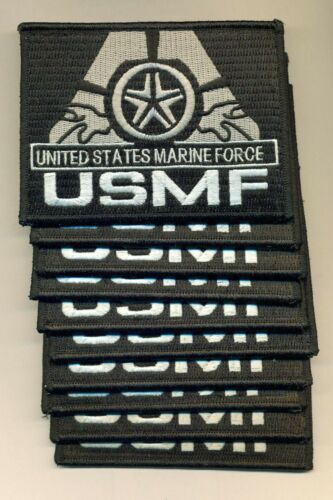 10 FINAL FANTASY USAF PATCHES FFNTSY01 X 10