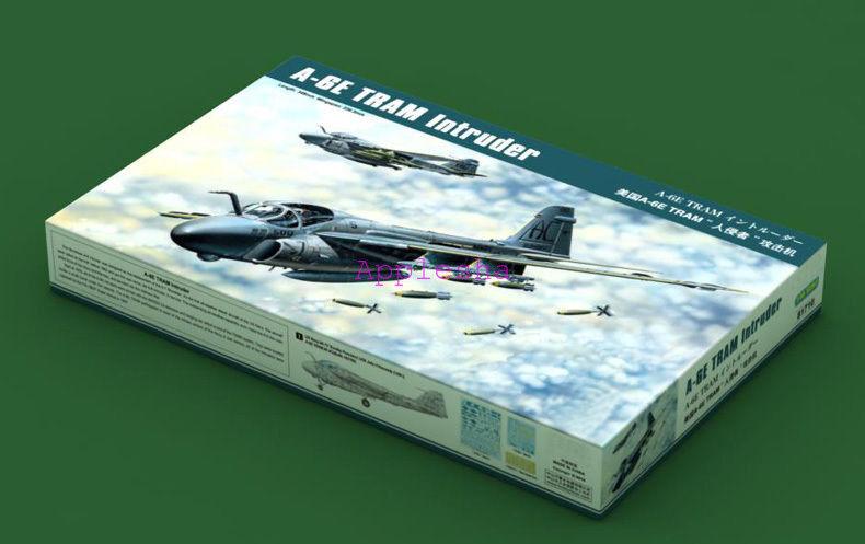 Hobbyboss 1 48 81710 Grumman A-6E TRAM Intruder Model kit