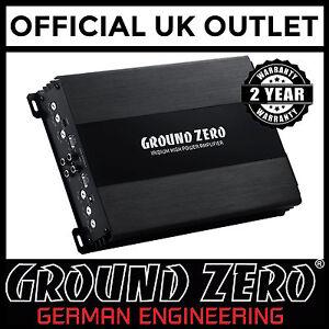 Ground-Zero-GZIA-4115HPX-II-4-Channel-500-Watts-Class-A-B-Car-Amp-Amplifier