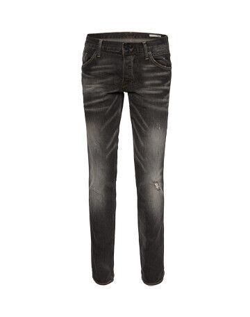 Meltin' Pot Herren Jeans Melton Hose Gr. 29 32 Mens Regular Fit schwarz grau NEU  | New Products  | Angenehmes Aussehen  | Die Qualität Und Die Verbraucher Zunächst