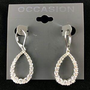 kohls teardrop earrings