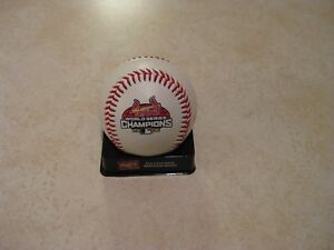 Rawlings Baseball 2006 World Series Champions St Louis Cardinals