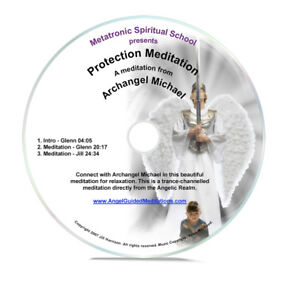 Details about Angel Guided Meditation CD No 2 - ARCHANGEL MICHAEL -  PROTECTION MEDITATION