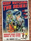Keep Watching the Skies!: American Science Fiction Movies of the Fifties by Bill Warren, Bill Thomas (Paperback, 2016)