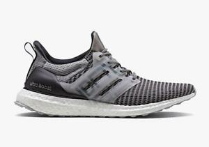 cd1ec2f869a73 Image is loading Adidas-Originals-x-Undefeated-Ultraboost-Shift-Grey-Cinder-