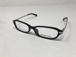 72b8a2ba8ba2 Image is loading Authentic-Michael-Kors-Eyeglasses-Sardinia-MK4002F-3005- Black-