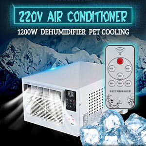 220V-1200W-Mini-USB-Refrigerated-Air-Conditioner-Cooler-Pet-Cooling-Dehumidifier