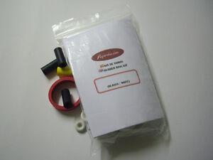 Indiana jones williams pinball white rubber ring kit-set rubber flipper