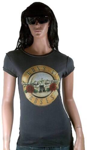 T Vip N'roses Guns Rock Official Amplified G l Vintage Drum Logo Star shirt zq46UBgwx