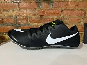 Details about Nike Zoom Ja Fly 3 Black Sprint Track & Field Spikes Size 4,14 (865633 017)
