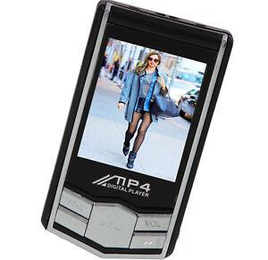 New-mp3-mp4-Player-16GB-4G-Slim-1-8-034-LCD-FM-Radio-Games-Ebook-Reader-Video-Black
