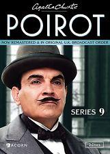 Agatha Christie's Poirot: Series 9 New DVD! Ships Fast!