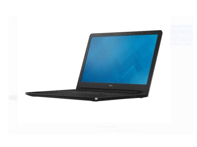 """Dell Inspiron 3558 - Core i3 5015U / 2.1 GHz 15.6"""" 1366 x 768 (HD) New Brand"""
