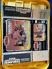 complete set of 3 Repro!! Star Wars Vintage Style Dagobah Crates only!