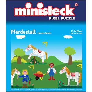 Pferdestall 4 in 1 Ministeck 32551 999093