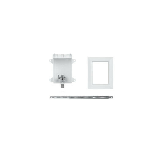 Sioux Chief 696-1011AF 1/2in F2080 Toilet/Dishwasher Outlet Box w/  Mini-Rester