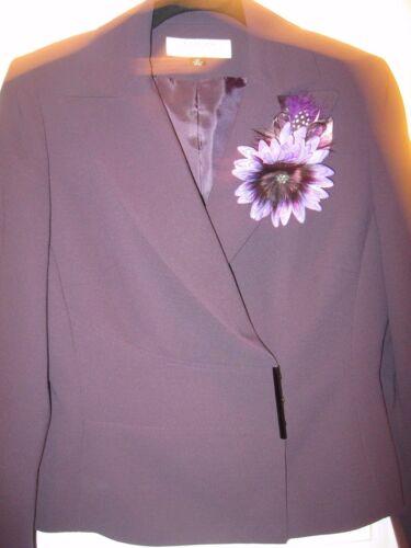 Blazer Tahari rok Prachtige Petite Aubergine Sz blouse Nwt 4p 822992287333 en ~ Set BerdWExQCo