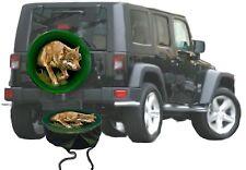 Loup Chasse Sauvage Jeep Voiture Suzuki Enjoliveur De Roue Pneu De Rechange