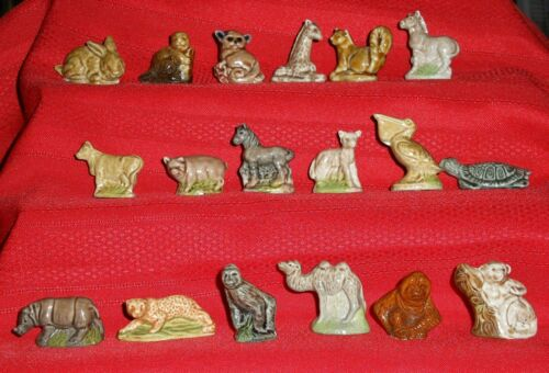 Wade Red Rose Tea Canadian 4th Set 1982-1984 You Pick Various Whimsie Figurines