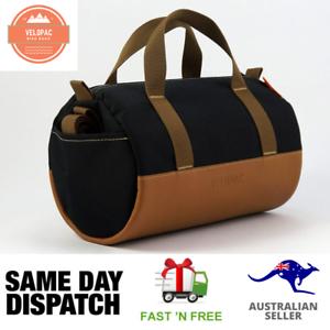 VELOPAC Pannier Bicycle Bag - Bike  - Handlebar Barrel handbag 5L - 20% OFF  are doing discount activities