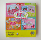 NEW Creativity for Kids by Faber-Castell BFF Memory Scrapbook Craft Kit NIB