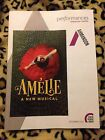 AMELIE PERFORMANCES Pre Broadway Playbill 2016 Los Angeles PHILLIPA SOO Hamilton