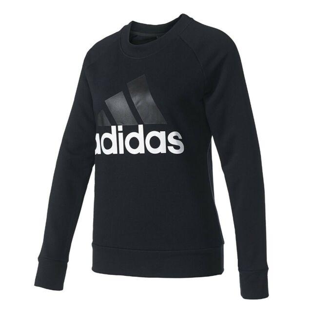 adidas Essentials linear Crewneck Damen Sweatshirt XXL