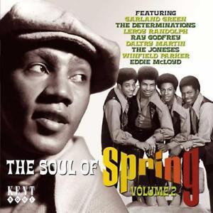 SOUL-OF-SPRING-VOLUME-2-Various-NEW-amp-SEALED-70s-SOUL-CD-KENT-NORTHERN-R-amp-B