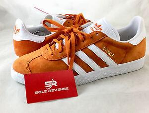 gazelle adidas orange