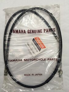 YAMAHA RD250 E CLUTCH CABLE GENUINE PART 1A02633510