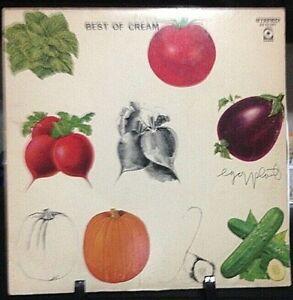 CREAM Best of Cream Album Released 1969 Vinyl/Record Collection US  pressed