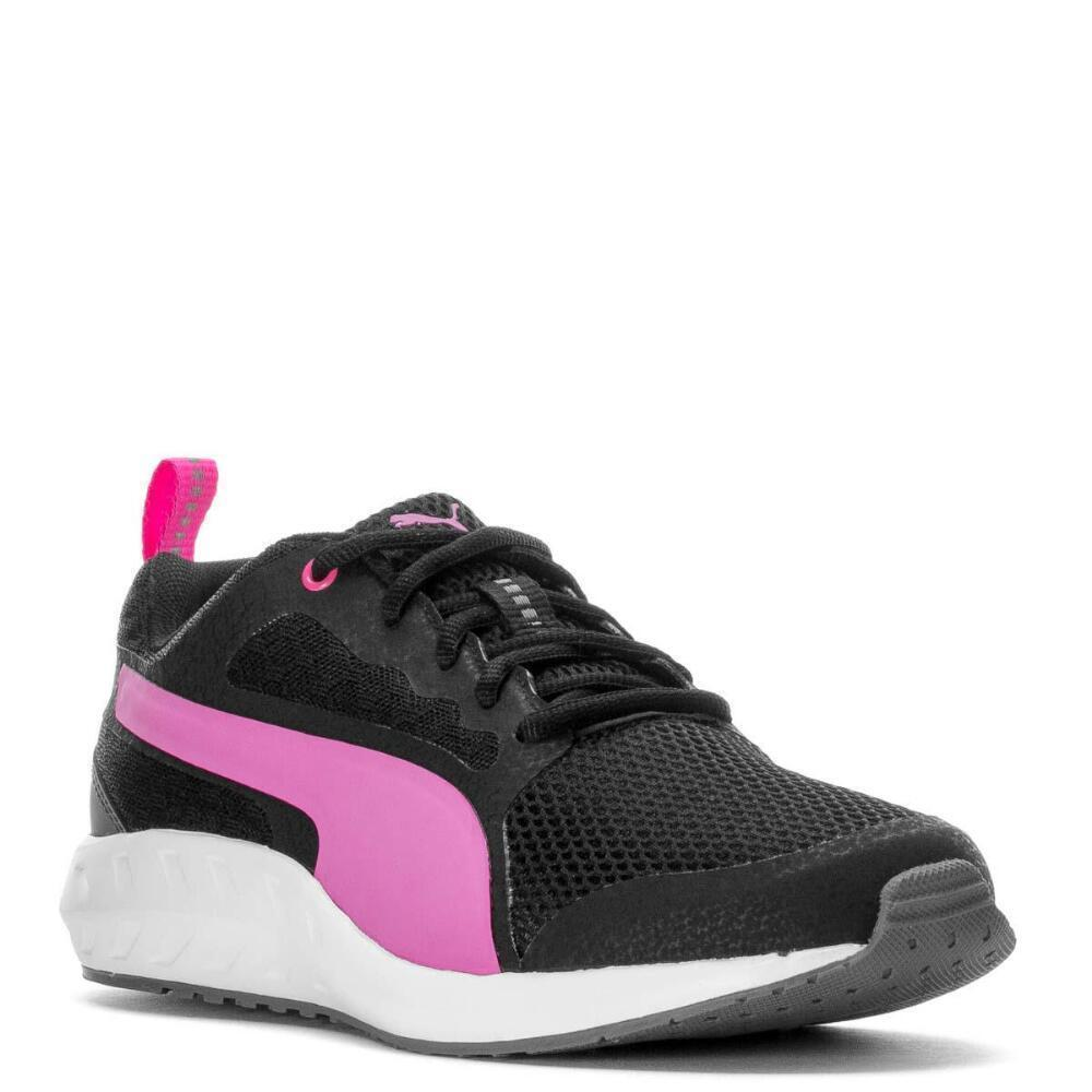 PUMA SWYPE LOW RUNNING SNEAKERS WOMEN SHOES BLACK PINK 189191-01 189191-01 189191-01 SIZE 9.5 NEW 563d88