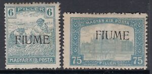 ITALY-Fiume-Sassone-n-7-15-MH