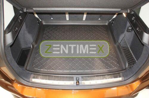 Z330219 Set Tapis Baignoire Caoutchouc Tapis De Sol Pour BMW x1 Advantage f48 Hayon GE