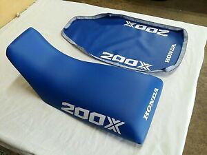 HONDA ATC200X ATC 200X 1983-1985 MODEL New Light  Blue  Seat Cover