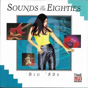 Various-Artists-Sounds-of-the-Eighties-Big-80s-CD-1998-Time-Life-A-32925