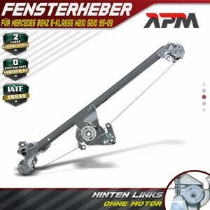 FENSTERHEBER ELEKTRISCH HINTEN RECHTS MERCEDES BENZ E-KLASSE W210 S210