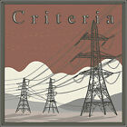 When We Break by Criteria (CD, Aug-2005, Saddle Creek Records)