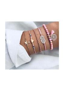 bracelet femme en tissu