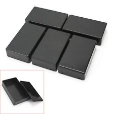 5Pcs Plastic Electronic Project Box Enclosure Instrument Case 100x60x25mm UL