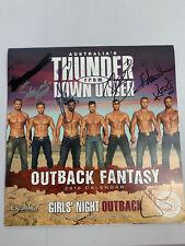 Buy Thunder From Down Under Wall Calendar Online Ebay